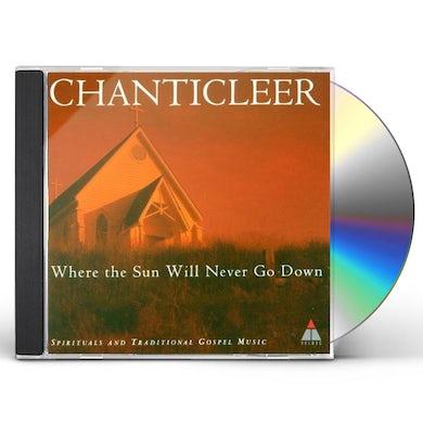 WHERE THE SUN WILL NEVER GO DOWN CD