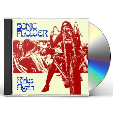 Sonic Flower RIDES AGAIN CD