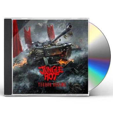 Jungle Rot TERROR REGIME CD