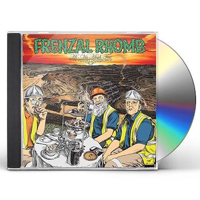 Frenzal Rhomb HI VIS HIGH TEA CD