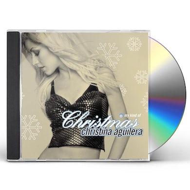 Christina Aguilera My Kind of Christmas CD