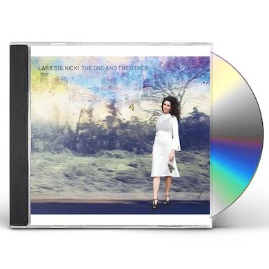 Lara Solnicki ONE & THE OTHER CD