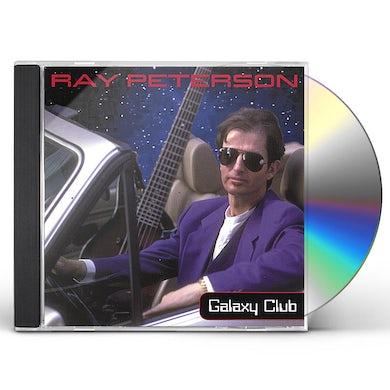 Ray Peterson GALAXY CLUB CD