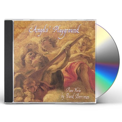 David Berriman ANGELS PLAYGROUND CD