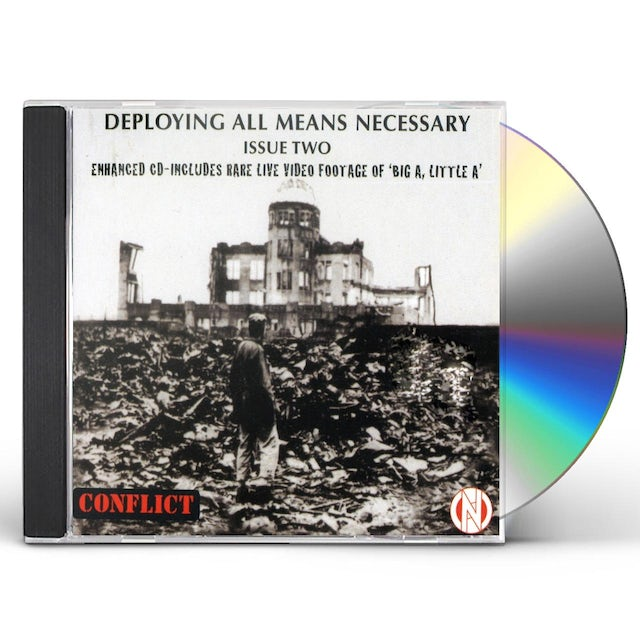 Conflict DEPLOYING ALL MEANS NECESSARY CD
