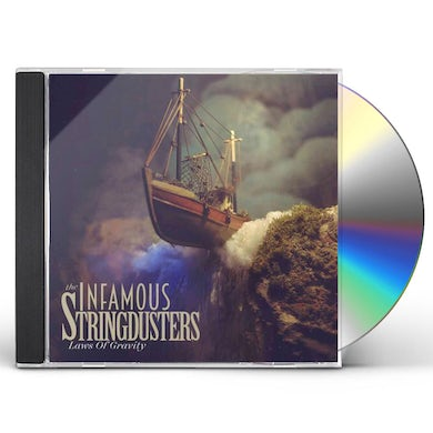 The Infamous Stringdusters LAWS OF GRAVITY CD