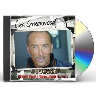 SNAPSHOT: LEE GREENWOOD CD