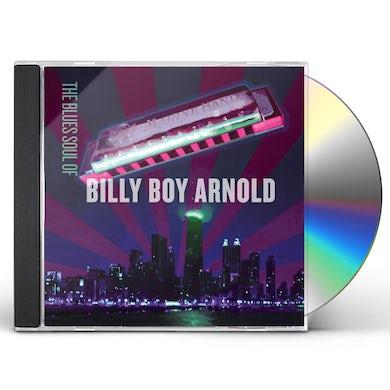 BLUES SOUL OF BILLY BOY ARNOLD CD