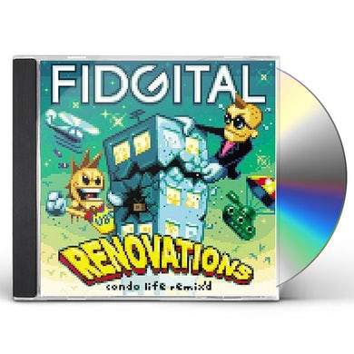 Fidgital RENOVATIONS CD
