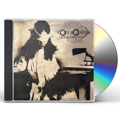 God Module LET'S GO DARK CD