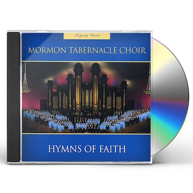Mormon Tabernacle Choir LEGACY SERIES HYMNS OF FAITH 1 CD