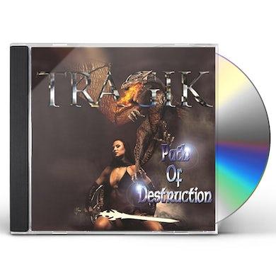 Tragik PATH OF DESTRUCTION CD