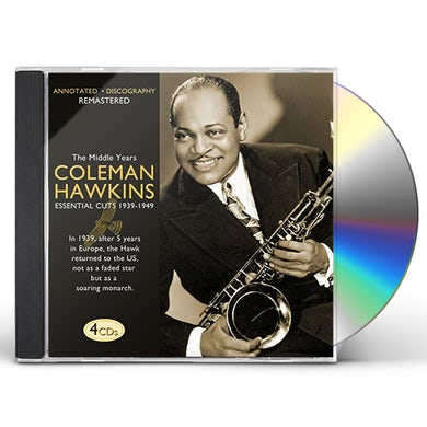Coleman Hawkins BODY & SOUL: ESSENTIAL CUTS 1939-1949 CD