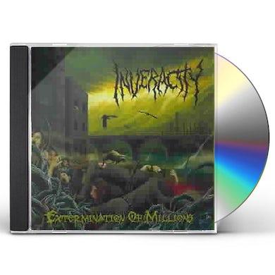 Inveracity EXTERMINATION OF MILLIONS CD