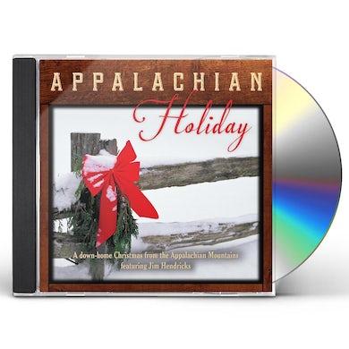 Jim Hendricks APPALACHIAN HOLIDAY CD