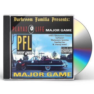 DarkRoom Familia PLAYAZ 4 LIFE: MAJOR GAME CD