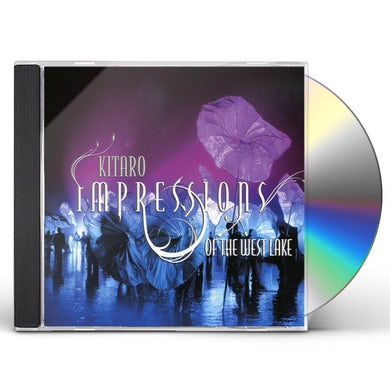 Kitaro IMPRESSIONS OF THE WEST LAKE CD