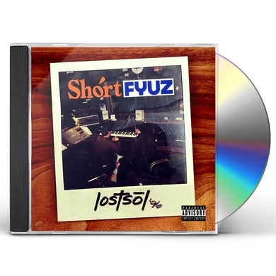 Shortfyuz LOSTSOL 96 CD