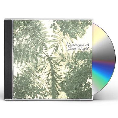 Jason Wright HEAVENWARD CD