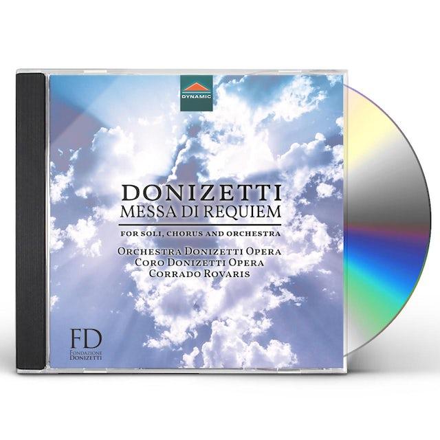 Donizetti MESSA DI REQUIEM PER SOLI CORO A 4 CD