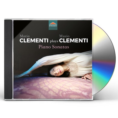 MARIA CLEMENTI PLAYS MUZIO CLEMENTI CD
