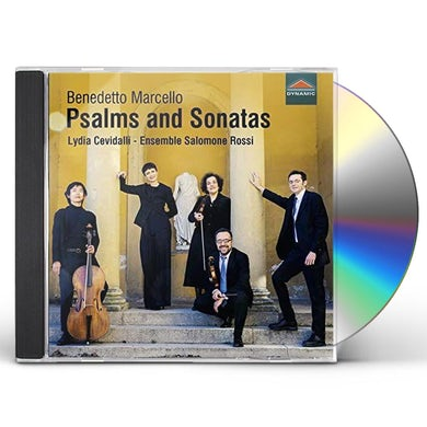 PSALMS & SONATAS CD