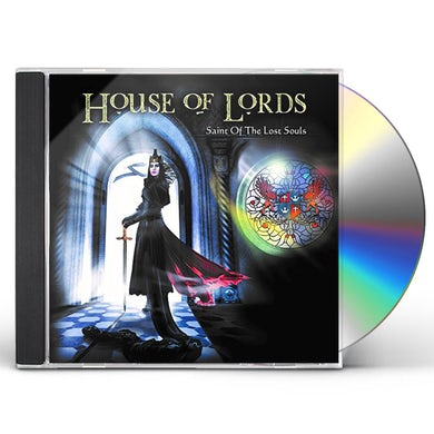 House of Lords SAINT OF THE LOST SOULS CD