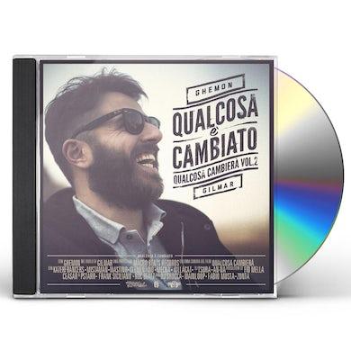 Ghemon QUALCOSA E CAMBIATO CD