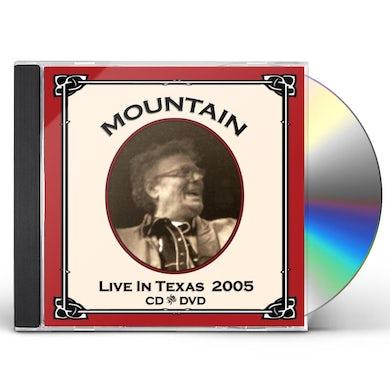 Mountain LIVE IN TEXAS CD