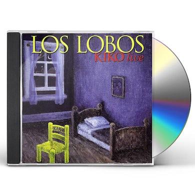 Los Lobos KIKO LIVE CD
