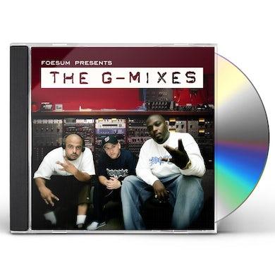 Foesum G-MIXES CD