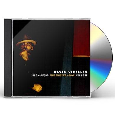 David Virelles IGBO ALAKORIN (THE SINGER'S GROVE) VOL. I & II CD