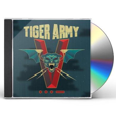 Tiger Army V CD