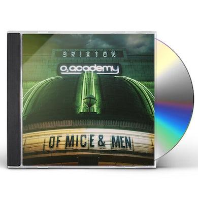 Of Mice And Men LIVE AT BRIXTON CD