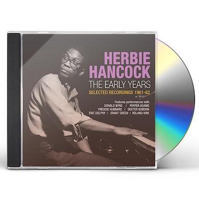 Herbie Hancock EARLY YEARS: SELECTED RECORDINGS 1961-62 CD