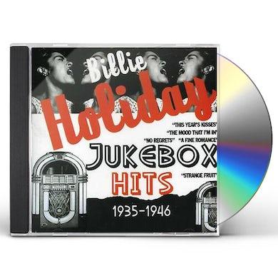 Billie Holiday JUKEBOX HITS 1935-1946 CD