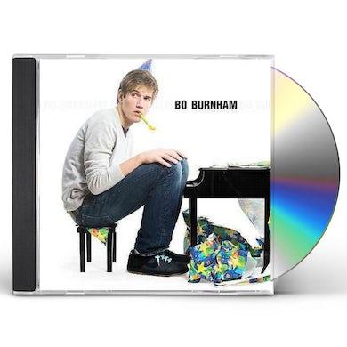 BO BURNHAM CD