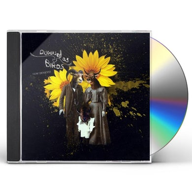 DISGUISED AS BIRDS NEW DEMONS CD