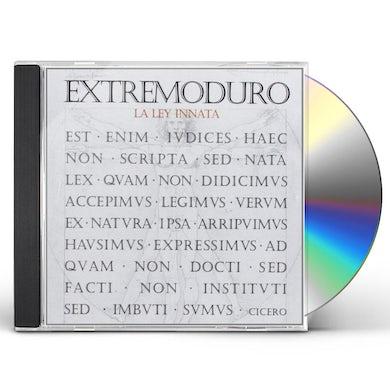 EXTREMODURO LA LEY INNATA VERSION 2011 CD