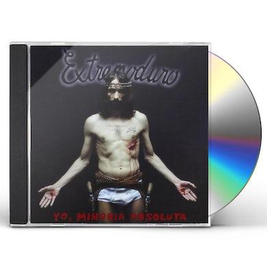 EXTREMODURO YO MINORIA ABSOLUTA VERSION 2011 CD