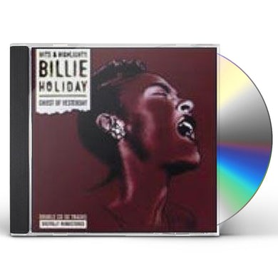 Billie Holiday GHOST OF YESTERDAY CD