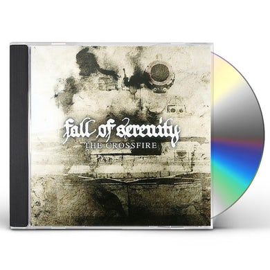 Fall Of Serenity CROSSFIRE CD