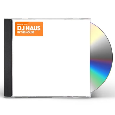 DEFECTED PRESENTS DJ HAUS IN THE HOUSE CD