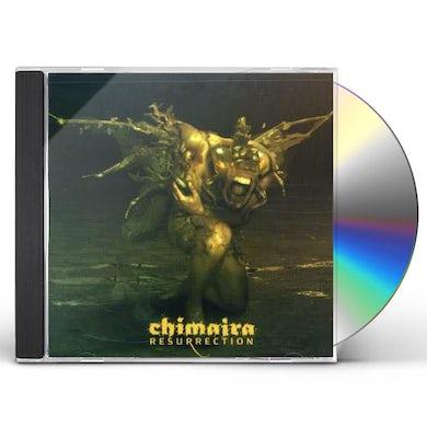 Chimaira RESURRECTION CD