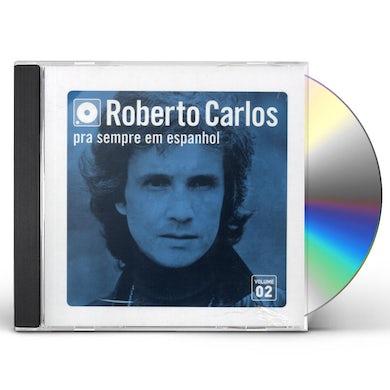 Roberto Carlos BOX SET PRA SEMPRE EM ESPANHOL.2 CD