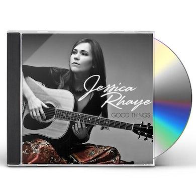 Jessica Rhaye GOOD THINGS CD