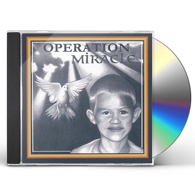 Clark Kent OPERATION MIRACLE CD