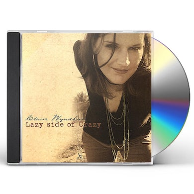 Claire Wyndham LAZY SIDE OF CRAZY CD