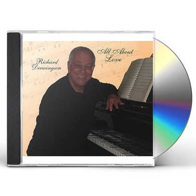 Richard Derwingson ALL ABOUT LOVE CD