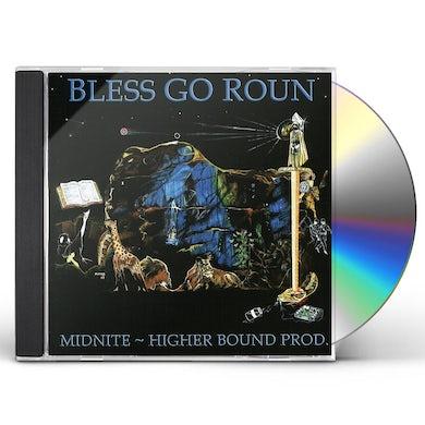 Midnite BLESS GO ROUN CD